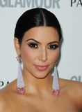 Kim Kardashian. Arriving for the 2011 Glamour Awards, Berkeley Square, London. 07/06/2011 Picture by: Simon Burchell / Featureflash Stock Images