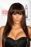 Kim Kardashian Foto de Stock