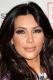 Kim Kardashian Στοκ Φωτογραφίες