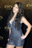 Kim Kardashian auf dem roten Teppich Stockbilder