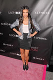 Kim Kardashian. At the Launch Event for FusionBeauty's Infatuation Lip Gloss, Sephora, Hollywood, CA. 10-15-09 Stock Images