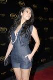 Kim Kardashian no tapete vermelho Imagem de Stock
