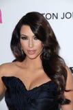 Kim Kardashian royaltyfri foto