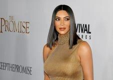 Kim Kardashian West Royalty Free Stock Photo