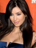 Kim Kardasian Fotografía de archivo libre de regalías