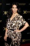 Kim Kardasian royalty-vrije stock foto's