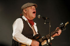 Kim Larsen Royalty Free Stock Image