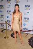 Kim Marie bij de Nacht van 2010 van 100 Sterren Oscar Viewing Party, Beverly Hills Hotel, Beverly Hills, CA. 03-07-10 Royalty-vrije Stock Foto's