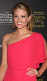 Kim Matula arrives at the 2012 Daytime Emmy Awards Royalty Free Stock Image