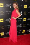Kim Matula arrives at the 2012 Daytime Emmy Awards Stock Image
