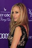 Kim Raver arriving at 11th Annual Chrysalis Butterfly Ball Stock Photography