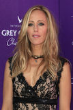 Kim Raver arriving at 11th Annual Chrysalis Butterfly Ball Royalty Free Stock Photography