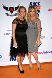 Kim Richards and Kathy Hilton at the 19th Annual Race To Erase MS, Century Plaza, Century City, CA 05-19-12 Royalty Free Stock Photography