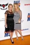 Kim Richards and Kathy Hilton Royalty Free Stock Photos
