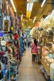 Kim Yong rynku kapelusz Yai Zdjęcia Stock