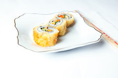 Kimbab royalty free stock images