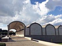 Kimball на сумраке с облаками Стоковое Изображение