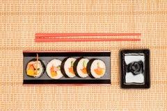 Kimbap Стоковое Изображение RF