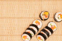 Kimbap Stock Photo
