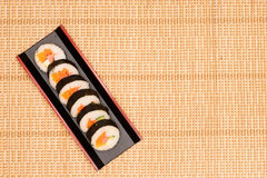Kimbap Royalty Free Stock Photography