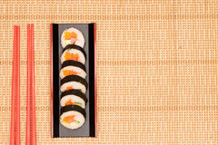 Kimbap Stock Photography