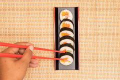 Kimbap Royalty Free Stock Images