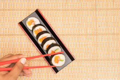 Kimbap Royalty Free Stock Photos