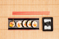 Kimbap Royalty Free Stock Image