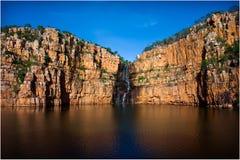 平静的kimberley 免版税图库摄影