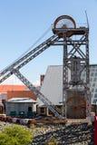 Kimberley diamentu kopalnia obrazy stock
