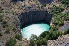 Kimberley-großes Loch 2 Lizenzfreies Stockbild