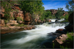 Kimberley River Royalty Free Stock Photography