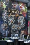 Kimberli Juwelier-Hausstand Stockfotos