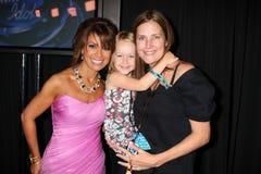 Kimberly Caudwell Amerian Idol Season 8 Finale Royalty Free Stock Image