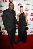 Kimberly Kardashian, ο Μπους Reggie στοκ φωτογραφία με δικαίωμα ελεύθερης χρήσης
