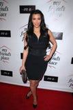 Kimberly Kardashian,Kelly Osbourne Stock Photo