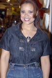 Kimberly Locke appearing live. Stock Photo