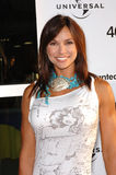 Kimberly Page. Actress KIMBERLY PAGE at the world premiere of 40 Year-Old Virgin, at the Arclight Theatre, Hollywood. August 11, 2005  Los Angeles, CA  2005 Paul Royalty Free Stock Photo