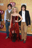 Kimberly Perry,Neil Perry,Reid Perry,Band Perry Royalty Free Stock Images