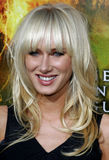 Kimberly Stewart. Attends the Los Angeles Premiere of The Reaping held at the Mann Village Theater in Westwood, CA on 03/29/07 Stock Photography