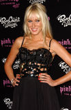 Kimberly Stewart. At the opening of a Los Angeles outpost of Pink Taco. Pink Taco, Westfield Century City Mall, Los Angeles, CA. 06-28-07 Stock Photography
