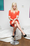 Kimberly Wyatt Stock Images