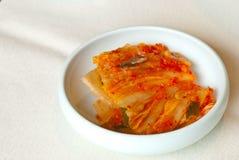 kimchi韩文 免版税图库摄影