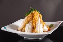 Kimchi (корейская еда) стоковое изображение rf