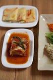 Kimchi Photographie stock libre de droits
