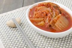 Kimchi Στοκ φωτογραφίες με δικαίωμα ελεύθερης χρήσης