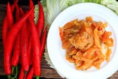 Kimchi arkivbild
