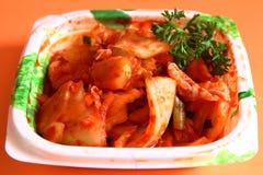 Kimchi Immagine Stock