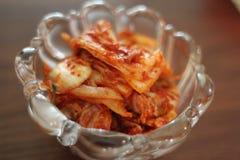 Kimchi Royaltyfri Fotografi