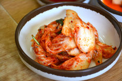 Kimchi Fotos de Stock